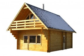 Log Cabin Interflex Grand Chalet