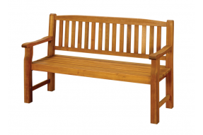 Canterbury 3 Seater Bench