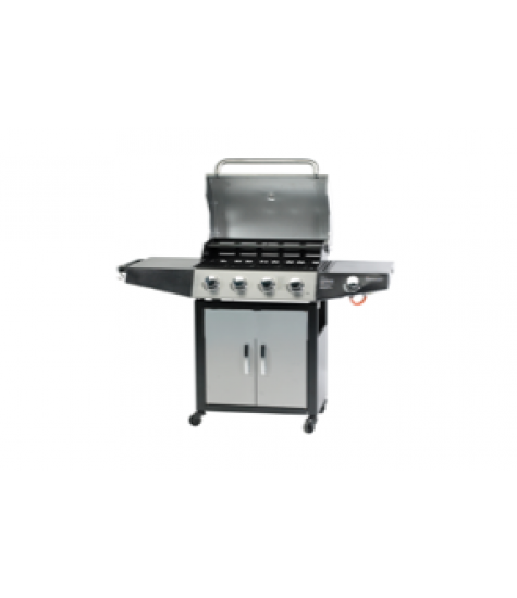 Classic 4 Burner Stainless Steel BBQ