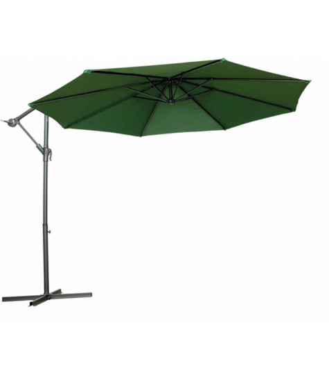 3m Standard Cantilever Powder Coated Parasol