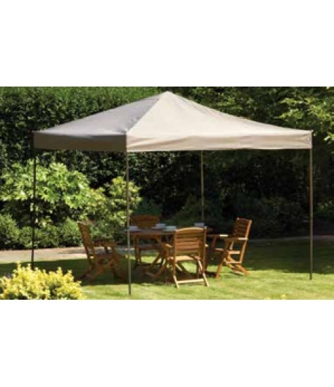 3x3 Pop Up Steel Gazebo