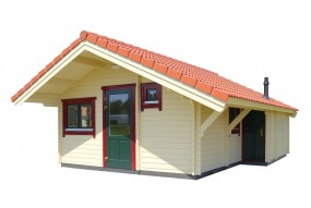 Log Cabin Interflex Comfort