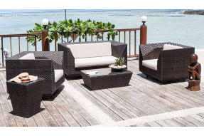 Ocean Collection Maldives Sofa Set