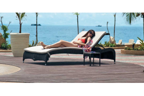 Ocean Collection Fiji Double Sun Bed