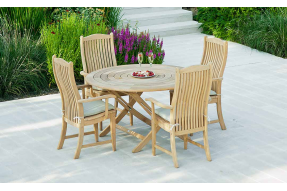 Roble 8 Seater Bengal Dining Set