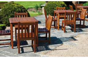 Cornis 4 Seater Dining Set