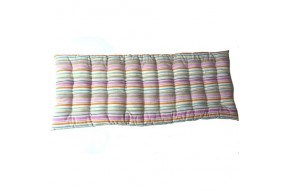 Bench Seat Pad - Multi Colour