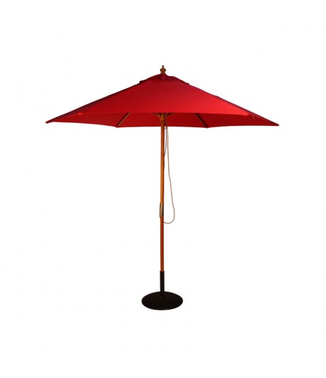 Parasol Wood Pully