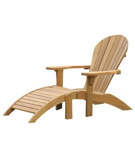 Andirondack Steamer Chair